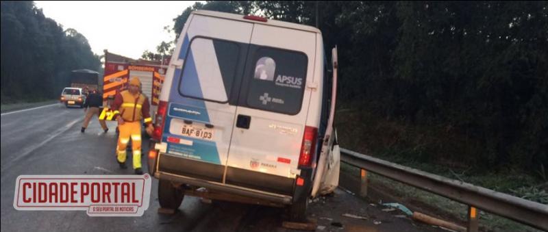 Prefeito de Goioerê e assessores já se deslocaram para Curitiba para prestar assistência as vítimas do acidente