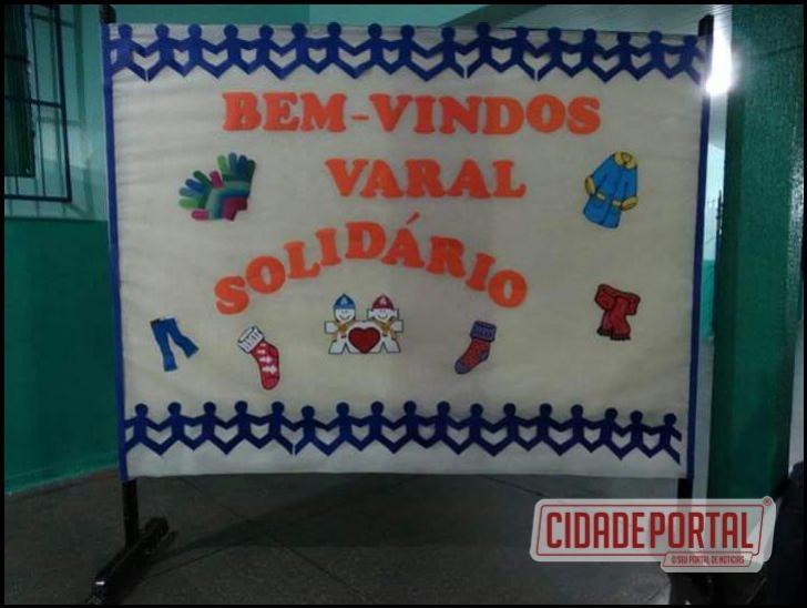 A campanha do agasalho que auxilia Varal Solidário será encerrada neste domingo, 30 em Mundo Novo