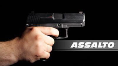 Comerciante entra em luta corporal com assaltante e toma um simulacro de revolver em Moreira Sales