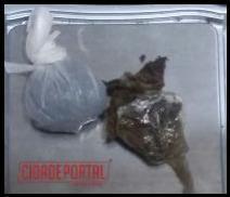 Policiais Militares do destacamento de Boa Esperança prendem duas pessoas com drogas no Lago da Cidade