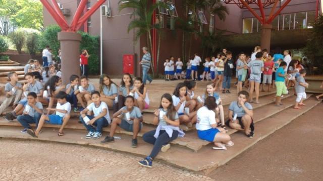 6º IFPipoca Semana da Criança tem grande público no primeiro dia