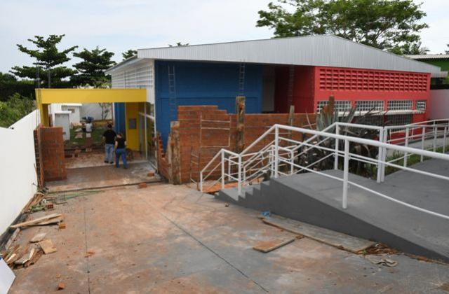 Prefeitura amplia unidade de saúde do Conjunto Guarani