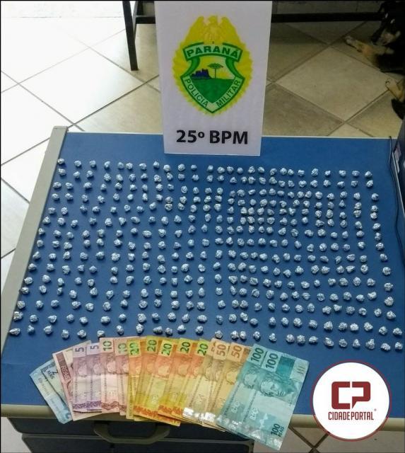 Polícia Militar de Umuarama efetua prisões na manhã desta quinta-feira, 12
