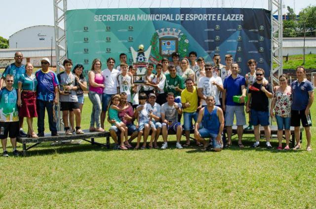 Zona 3/ Bento vence Interbairros e Distritos de Futebol Sub-13