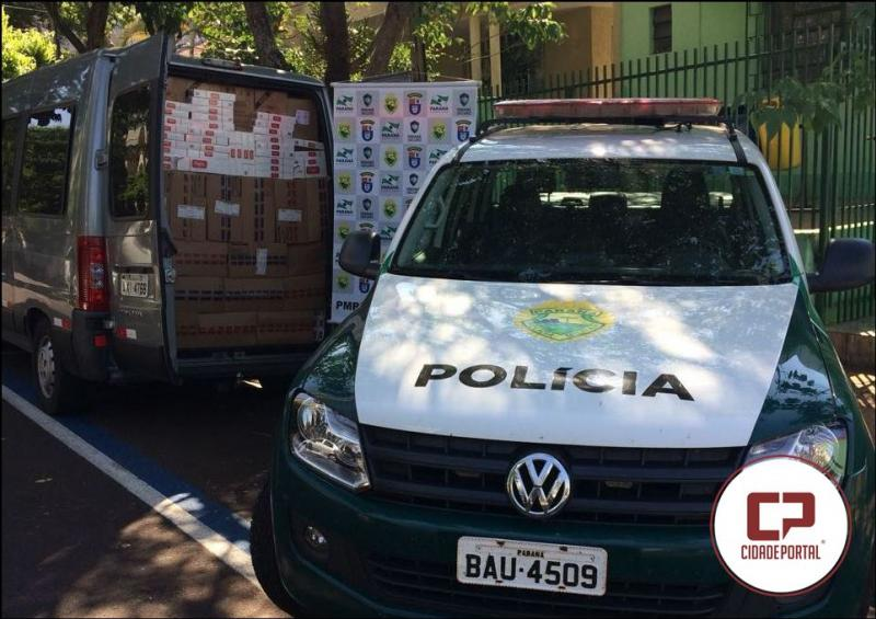 Policia Ambiental de Umuarama prende contrabandista em flagrante