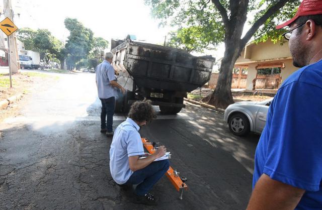 Prefeitura investirá R$ 10 milhões para recuperar asfalto em Umuarama