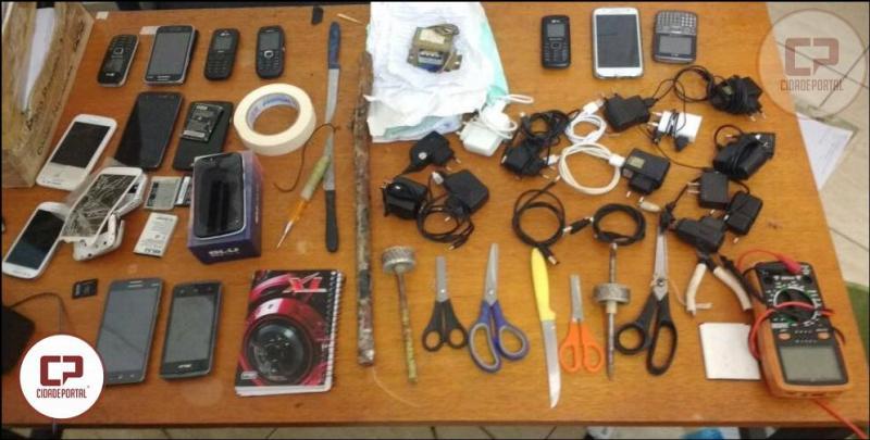 Equipes da Polícia Militar realizam operação Bate Grade? em Ícaraíma