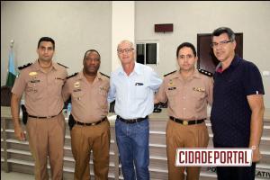 Troca de Comando da Policia Militar
