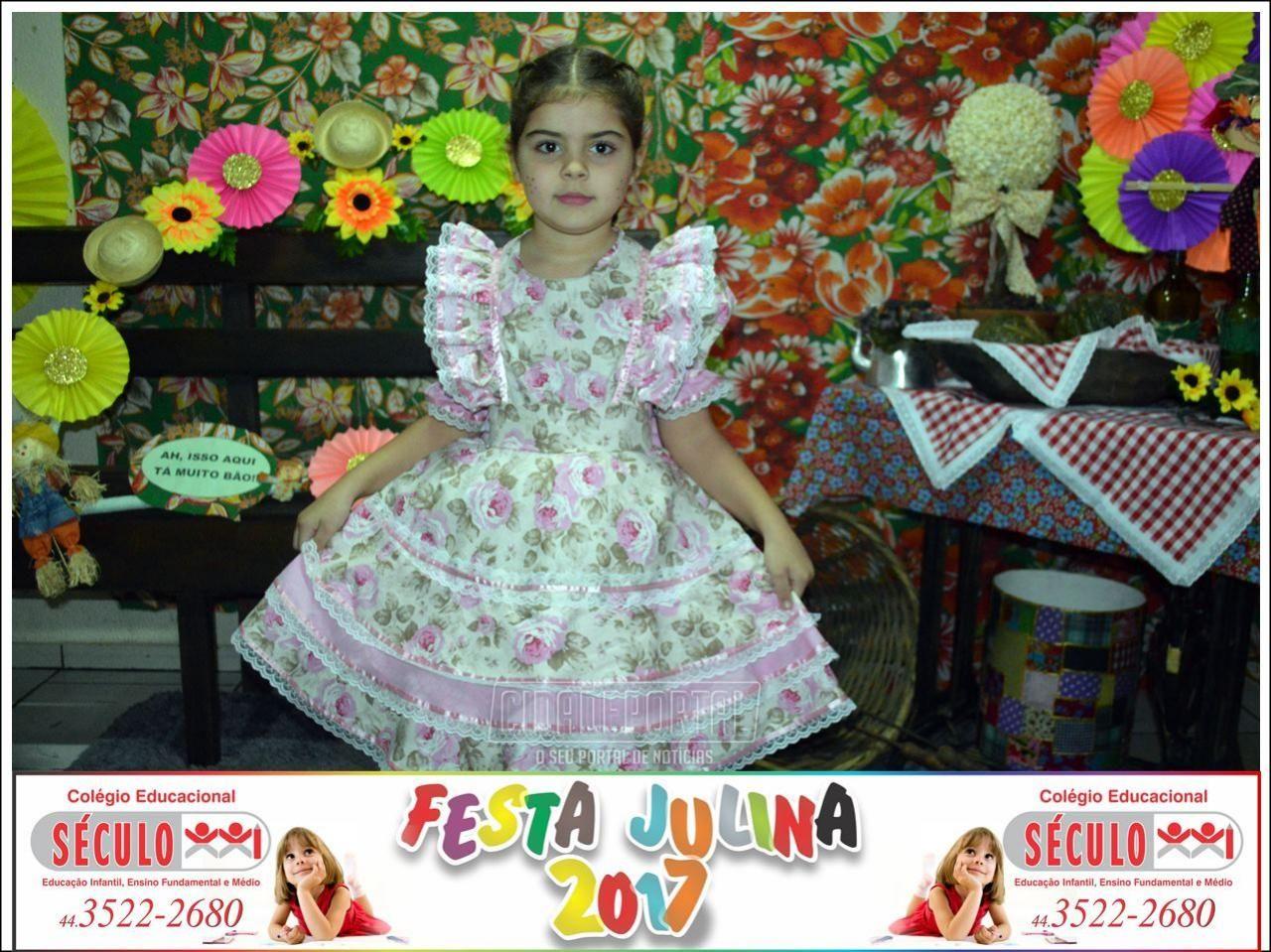 Festa Julina Colégio Século XXI