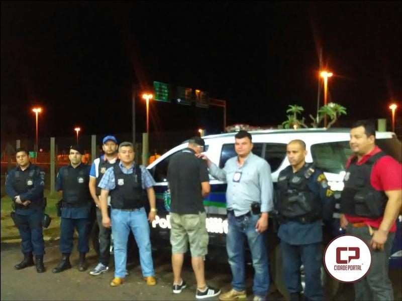 Jeep Renegade roubado em Tupãssi foi recuperado pela Polícia Militar de Mundo Novo em Mato Grosso do Sul