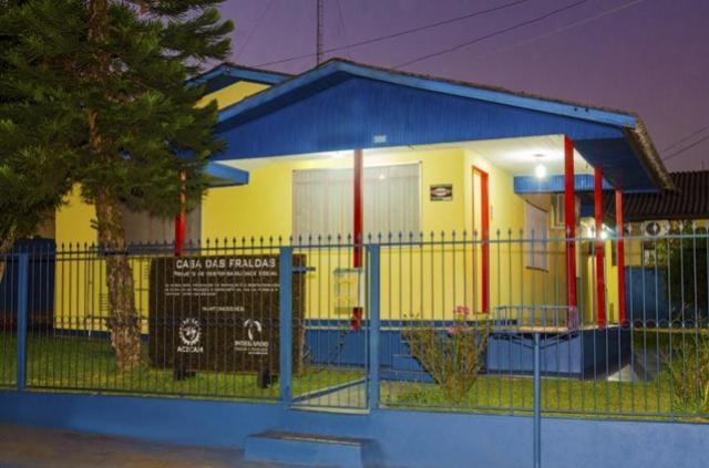 Casas das Fraldas multiplicam-se pelo Paraná e já chegam a Bahia