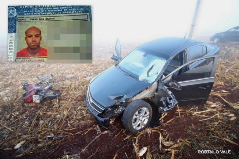 Acidente na rodovia PR-369 mata Ubiratanense na manhã desta sexta-feira, 04