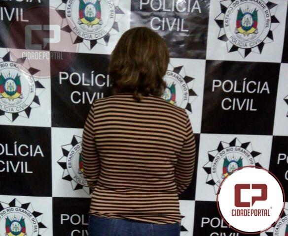 Foragida de Ubiratã é presa em Uruguaiana-RS, condenada pela morte do marido
