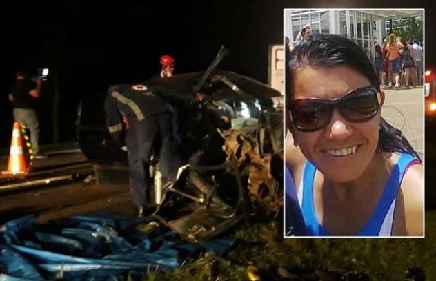 Mamboreense envolvida em acidente na BR-369 morre no Hospital Santa Casa