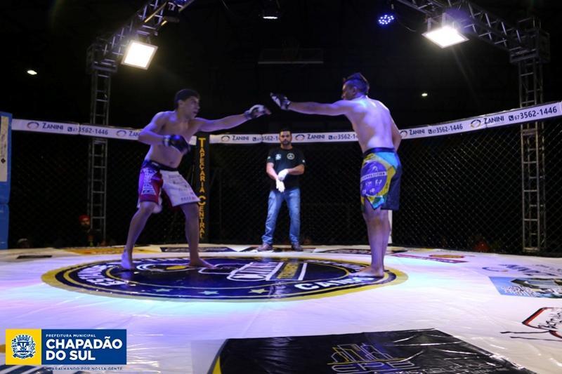 Goioerenses do MMA obtêm otimos resultados no Pantanal Figth em Mato Grosso do Sul