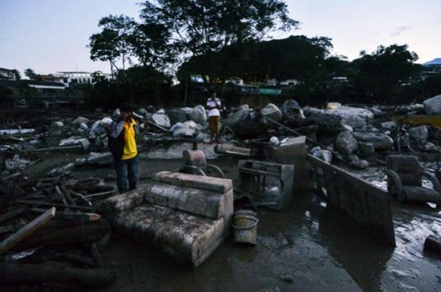 Tragédia na Colômbia: crianças órfãs são a parte mais difícil