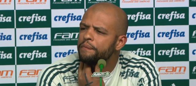 Para Barreto, cenário dá recado para Felipe Melo: Não tem mercado que imaginava