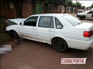 Polícia Militar de Goioerê prende motorista que fugiu de viatura após acompanhamento Tático
