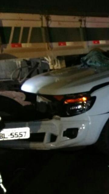 Acidente automobilístico ceifa vida de Goioerense na BR-272