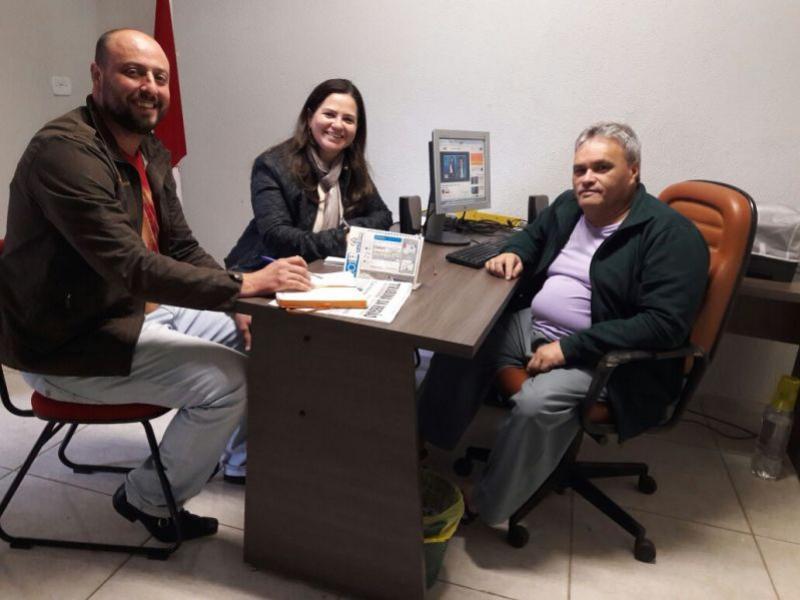 Secretária de Indústria, Comércio e Turismo oferece onze vagas para deficientes físicos