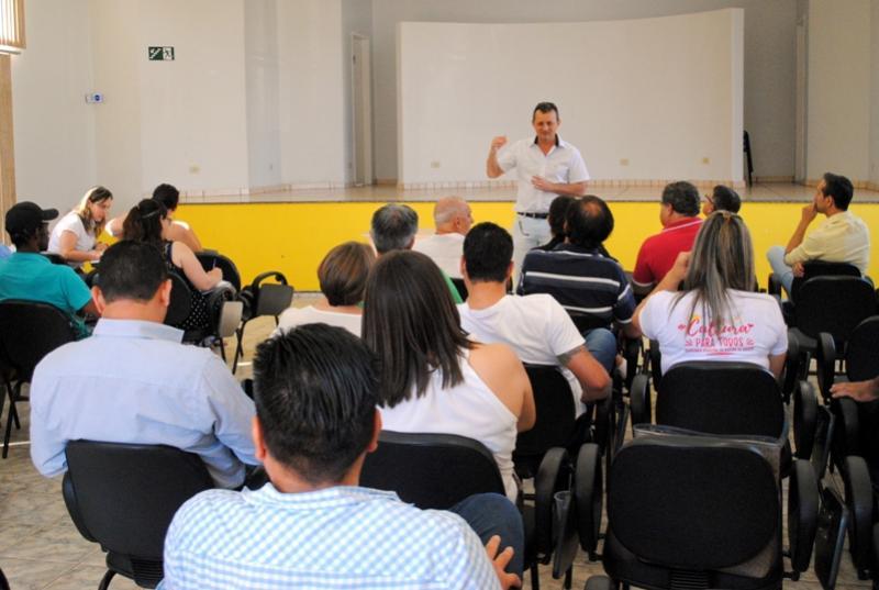 Prefeitura de Goioerê inicia preparação de festa no dia das crianças em parceria com entidades e associações