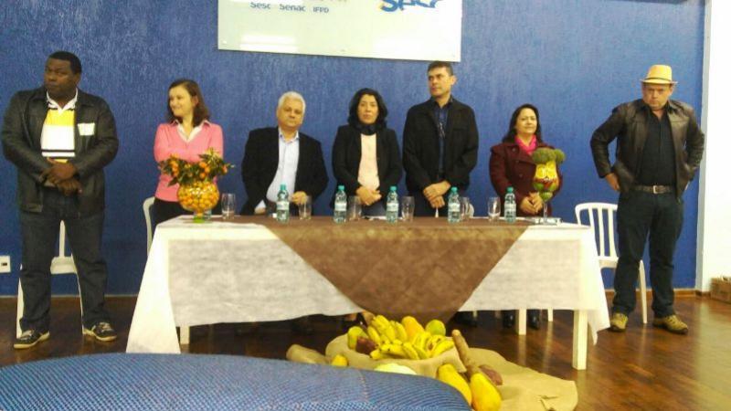 Prefeita Sueli participa da abertura Sistema de Segurança Alimentar e Nutricional e na elaboração do Plano Municipal de SAN