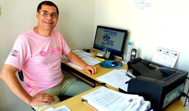 Ajude o município a aprimorar o atendimento no setor da saúde