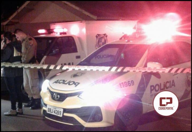 Homicídio com requintes de crueldade no conjunto Avelino Piacentini em Campo Mourão