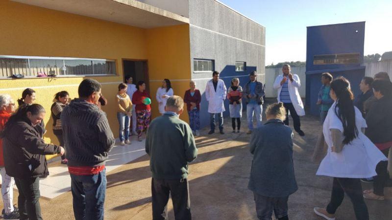 NASF inicia programa visando qualidade de vida com idosos no Bairro Jardim Tropical
