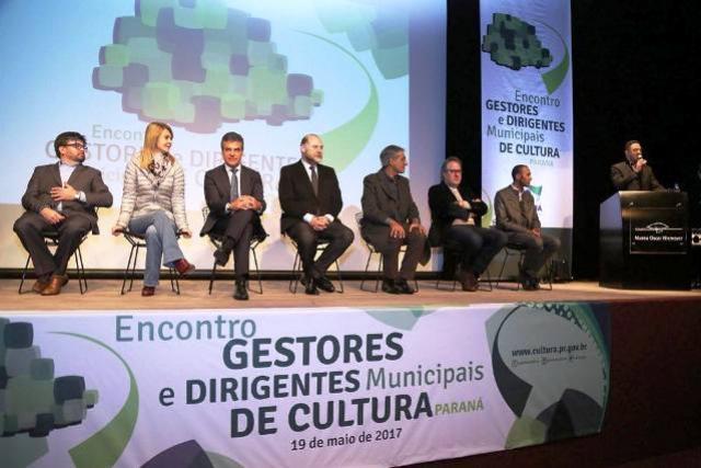 Secretário de Cultura de Goioerê em busca de novas oportunidades para o crescimento cultural