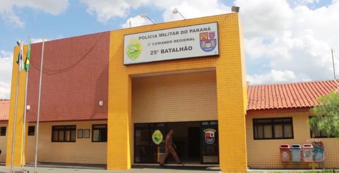 Polícia Militar de Umuarama da Equipe Rocam apreende menor de idade com mandado de internação no Jardim Tropical