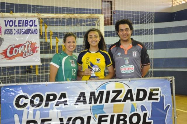 Duas atletas da Copa Amizade são convocadas para a Seleção Paranaense