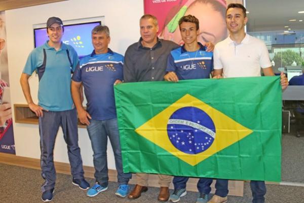 Mourãoense estará na disputa o Sul-Americano Sub-20 de Atletismo