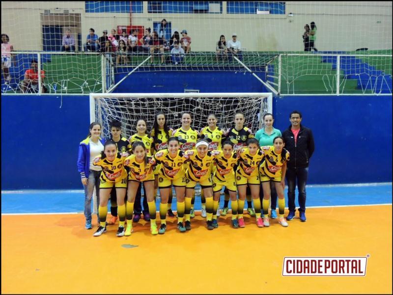 Futsal Feminino:Federação Paranaense divulga tabela de jogos para a Chave Ouro
