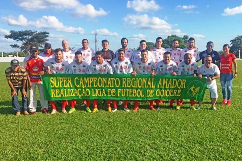 Mourãoenses perdem no Super Campeonato da Liga de Goioerê