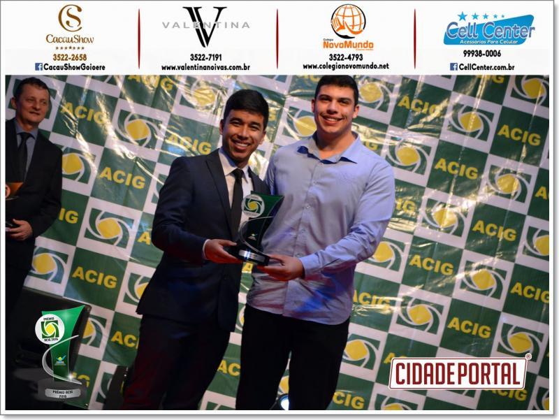 Guia Goioerê se consolida em criação de sites e pelo quarto ano consecutivo recebe prêmio Acig-2016