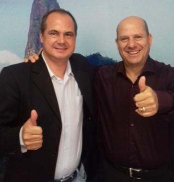 Pré-candidato a deputado estadual, Claudinho recebe apoio importante