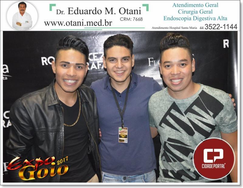 Fotos da Expo-Goio 2017 - Show Rodrigo e Rafael e fotos em geral