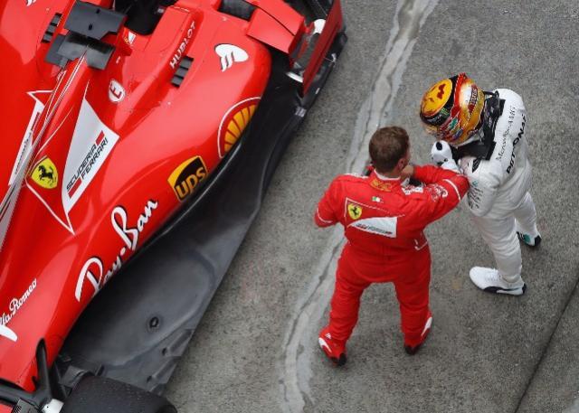 Hamilton na Ferrari? Vettel na Mercedes? É possível em 2019. Entenda!