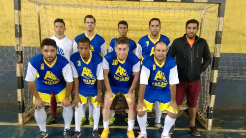 Quatro equipes disputam o Título da 1ª Copa Aparecido Breda de Futsal