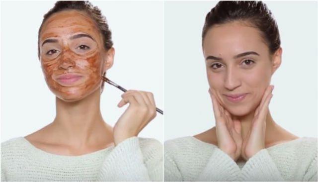 Ruguinhas na região dos olhos podem ser tratadas com máscara caseira de chocolate