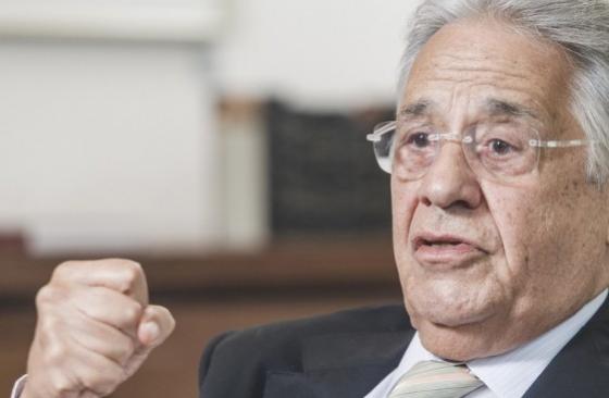 Legalização das drogas não é liberar geral, diz FHC