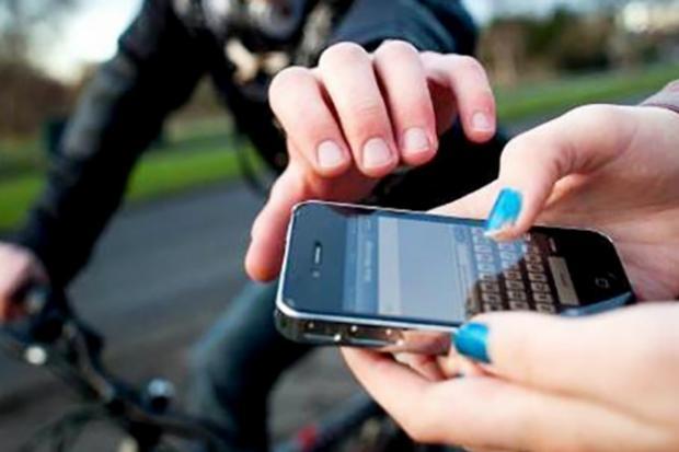 Polícia Militar de Goioerê age com eficiência e prende duas pessoas acusadas de roubar celular do próprio parente