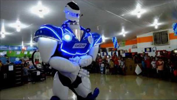 Uopeccan Umuarama vai receber robozão nesta segunda