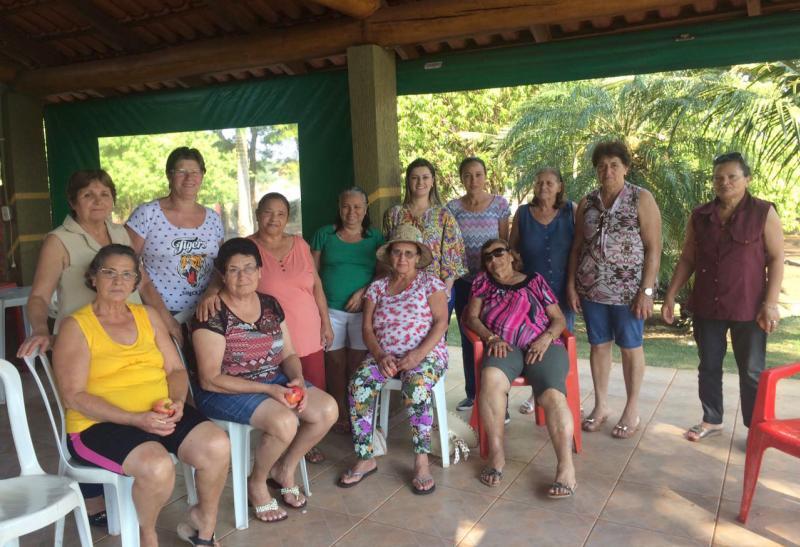 Educação continuada com nutricionista em Ubiratã