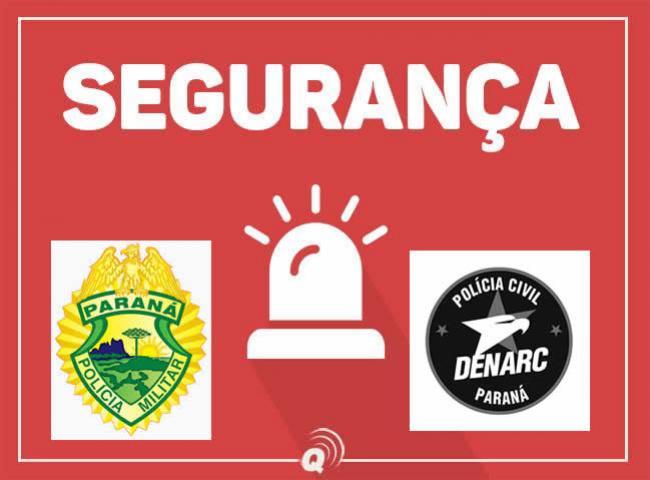 Força tarefa Policial cumpre mandados de busca e apreensão em Juranda e seus distritos