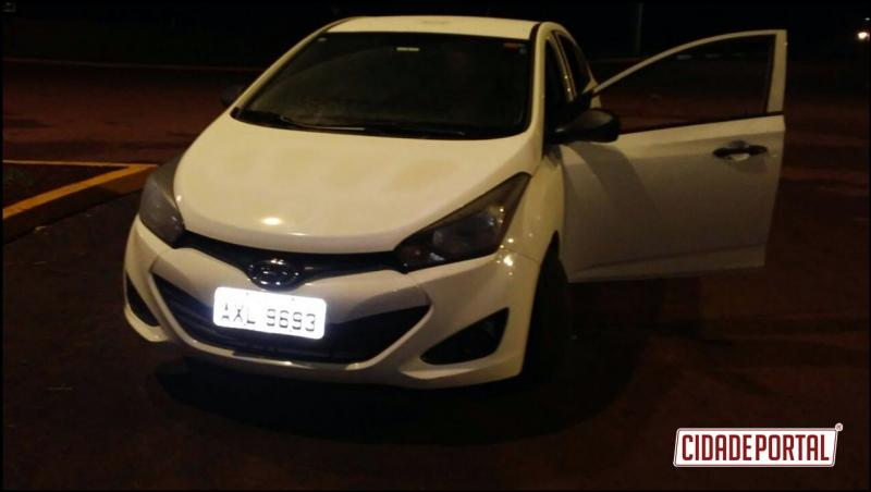 Polícia Militar de Ubiratã frusta roubo de veículo neste domingo, 14