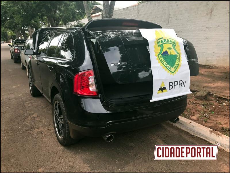 Rotam ROTAM 3ª Cia BPRv recupera veículo furtado no Rio Grande do Sul