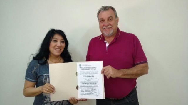 Deputado Frangão libera recursos na ordem de R$ 1.121.380,00 para Santa Casa de Ubiratã