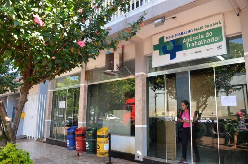 Agência do Trabalhador de Ubiratã informa que possui vagas de trabalho abertas